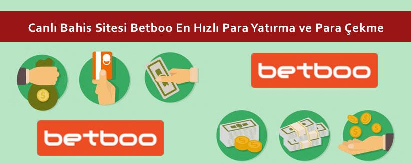 Betboo para yatırma