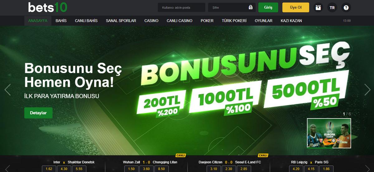 Bets10 Promosyon Kodu